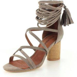 Jeffrey Campbell Despina sandals heels